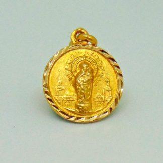 Medalla de Oro Virgen del Pilar